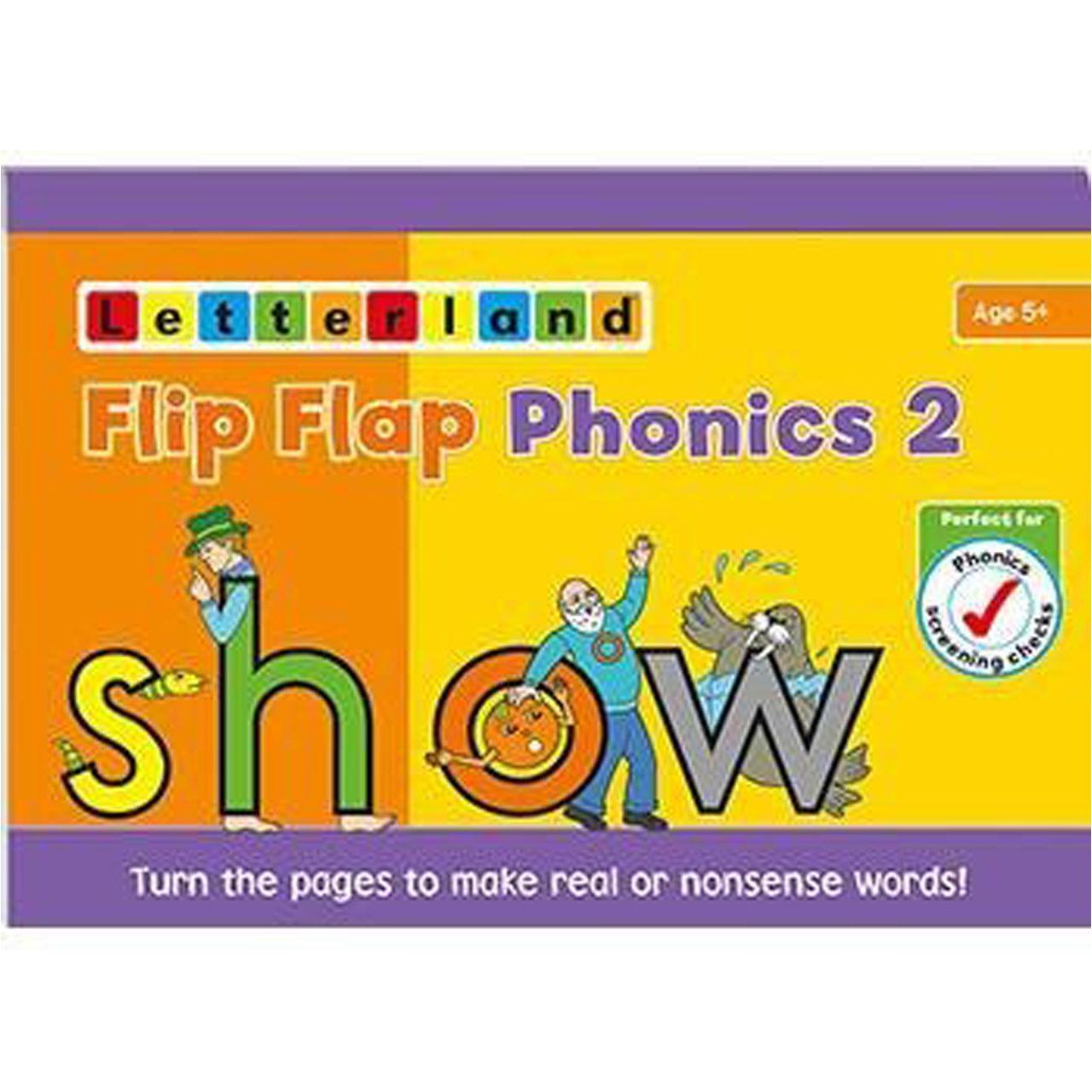 Flip Flap Phonics 2