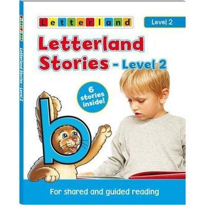 Letterland Stories - Level 2