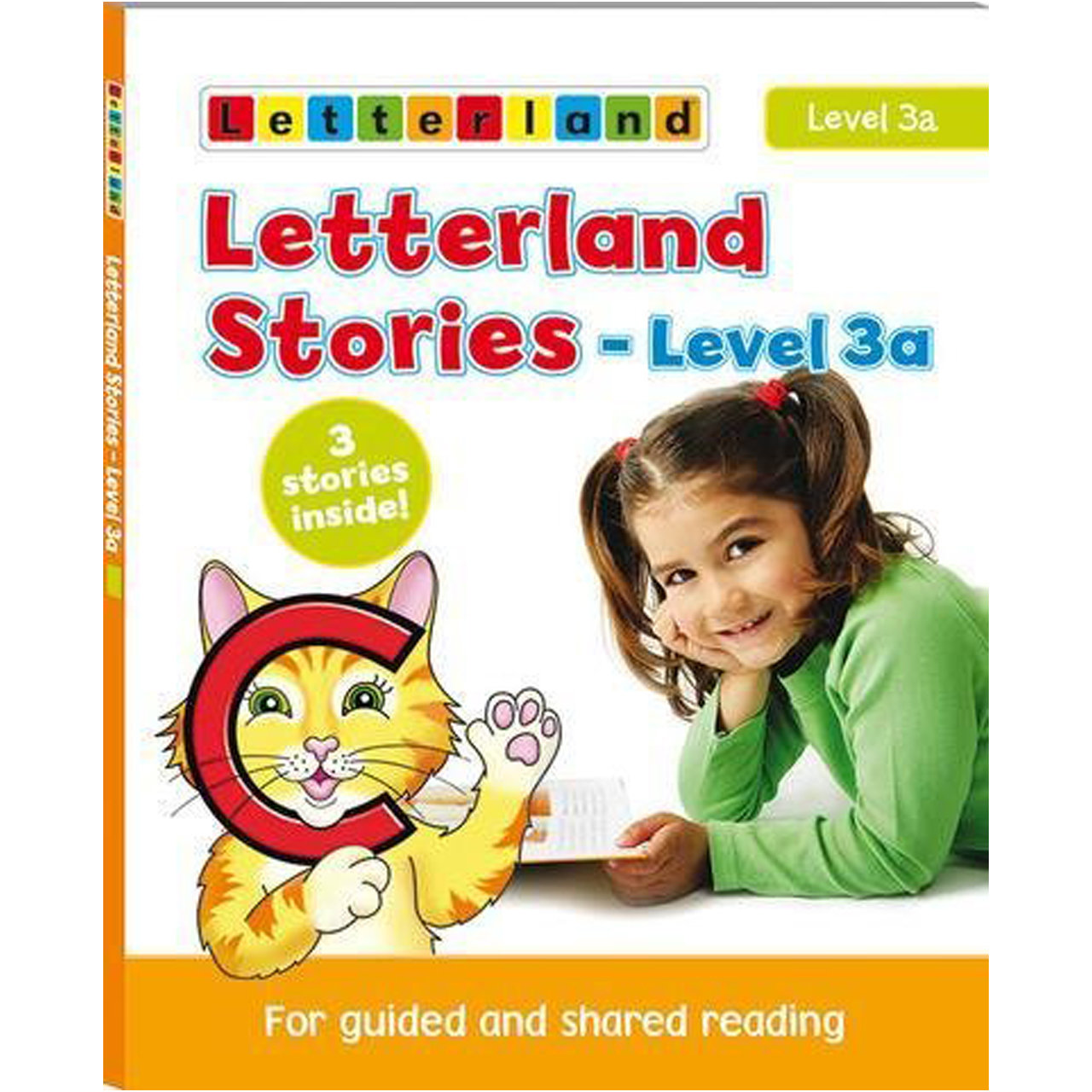Letterland Stories - Level 3a