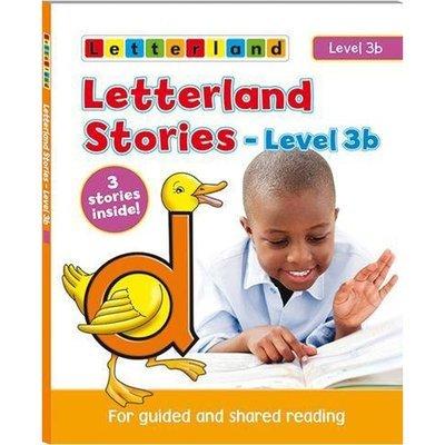 Letterland Stories - Level 3b
