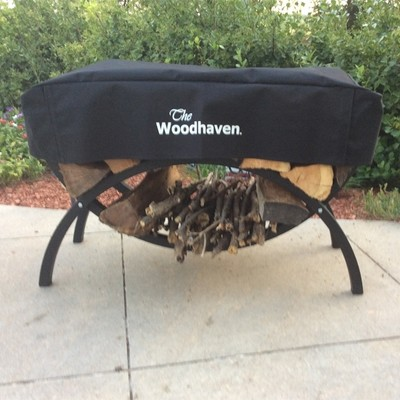 The Woodhaven 3ft Crescent Rack
