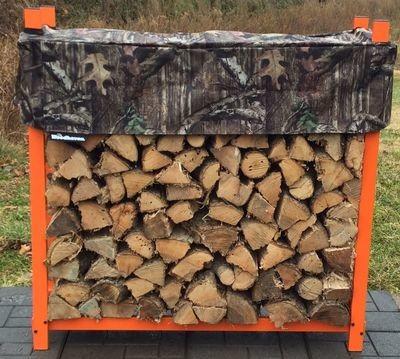 Mossy Oak 1/4 Cord Woodhaven Firewood Rack