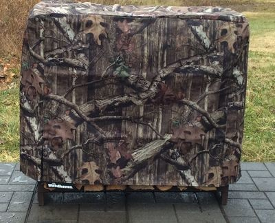 Mossy Oak Full Cover for 1/8 Cord 3ft