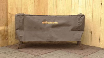 Brown Full Cover for the  3ft Crescent Rack