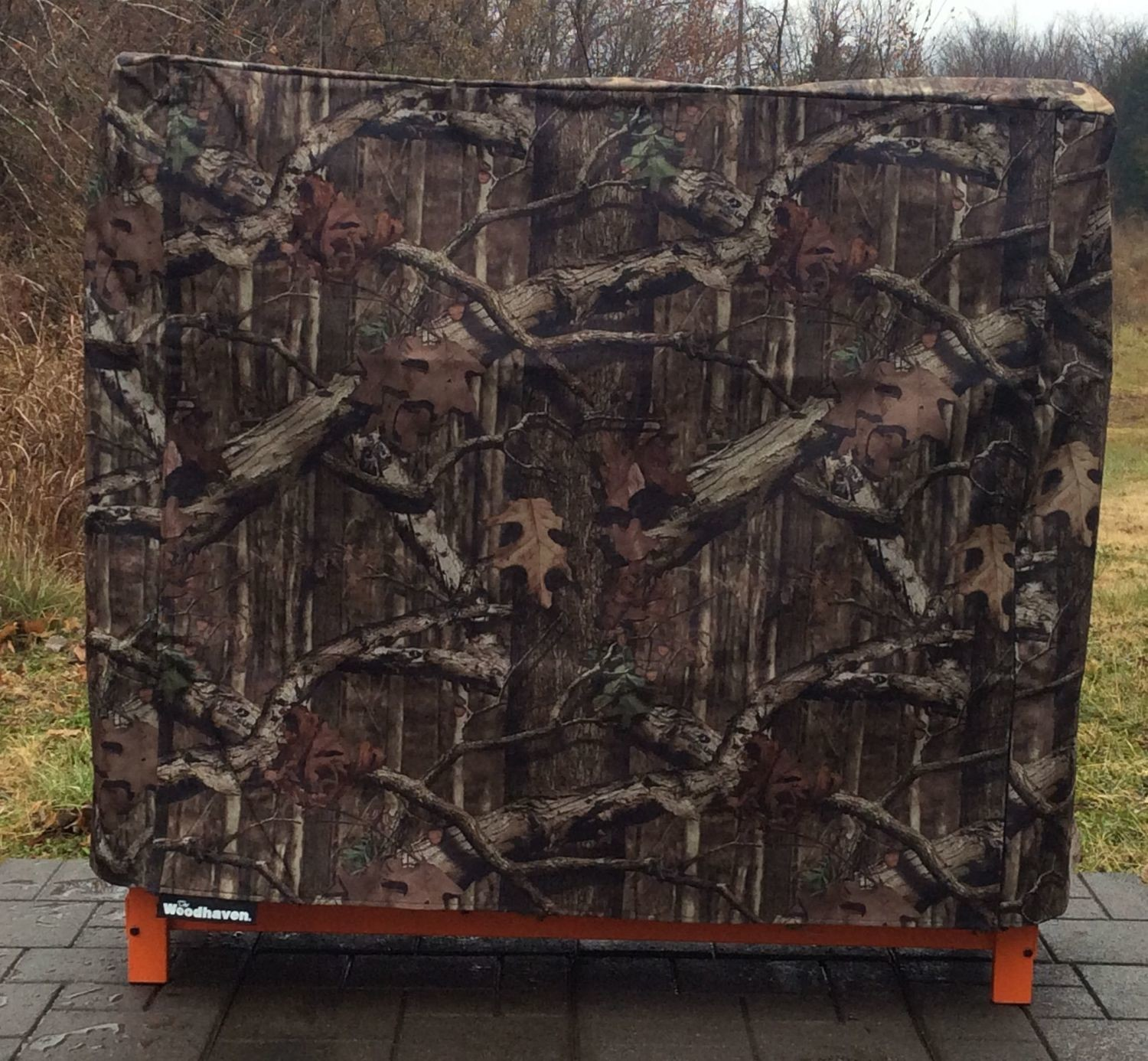 Mossy Oak Full Cover for 1/4 Cord Plus 5ft