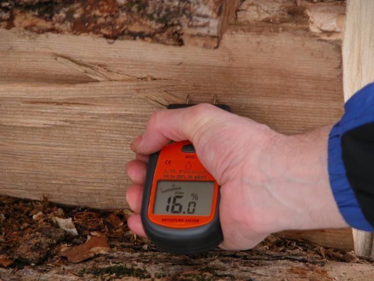 WoodHaven Moisture Meter