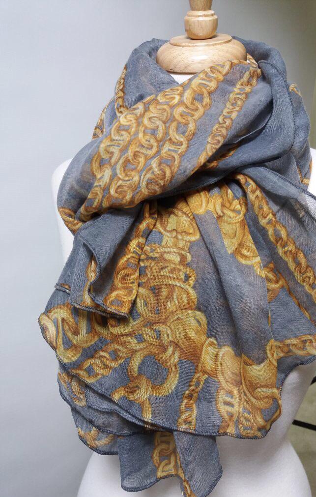 Saks off scarf