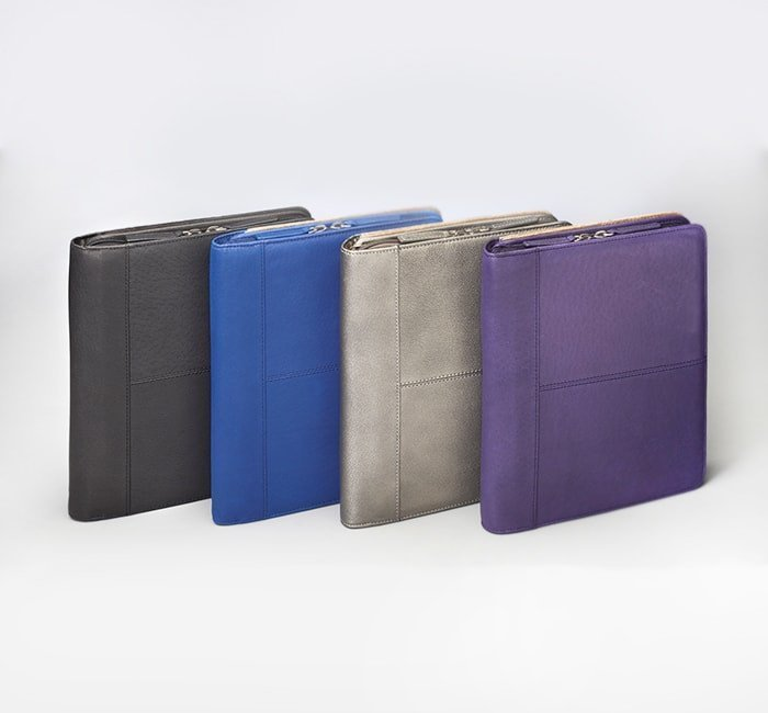 GTM-08 Leather iPad Case