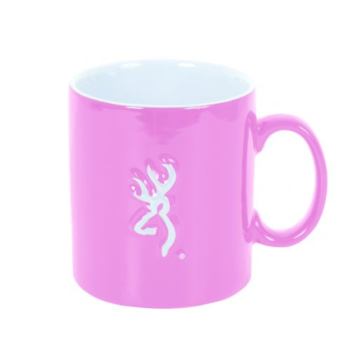Browning Pink Coffee Mug