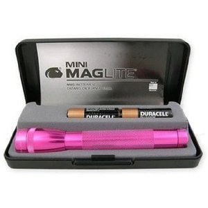 Maglite Mini Pink