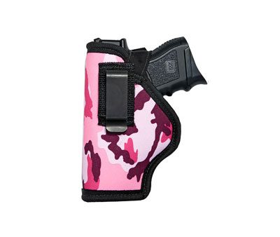 Pink Camo Holster
