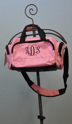 Monogrammed Range Bag