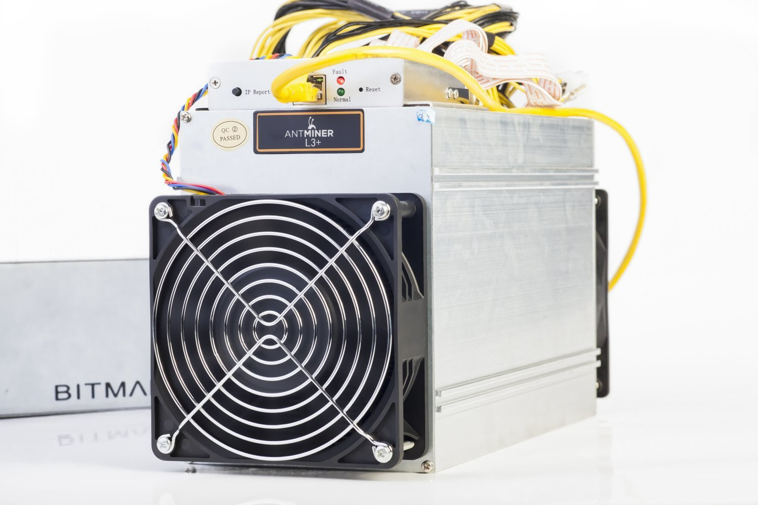 (PREORDER)  Antminer L3+