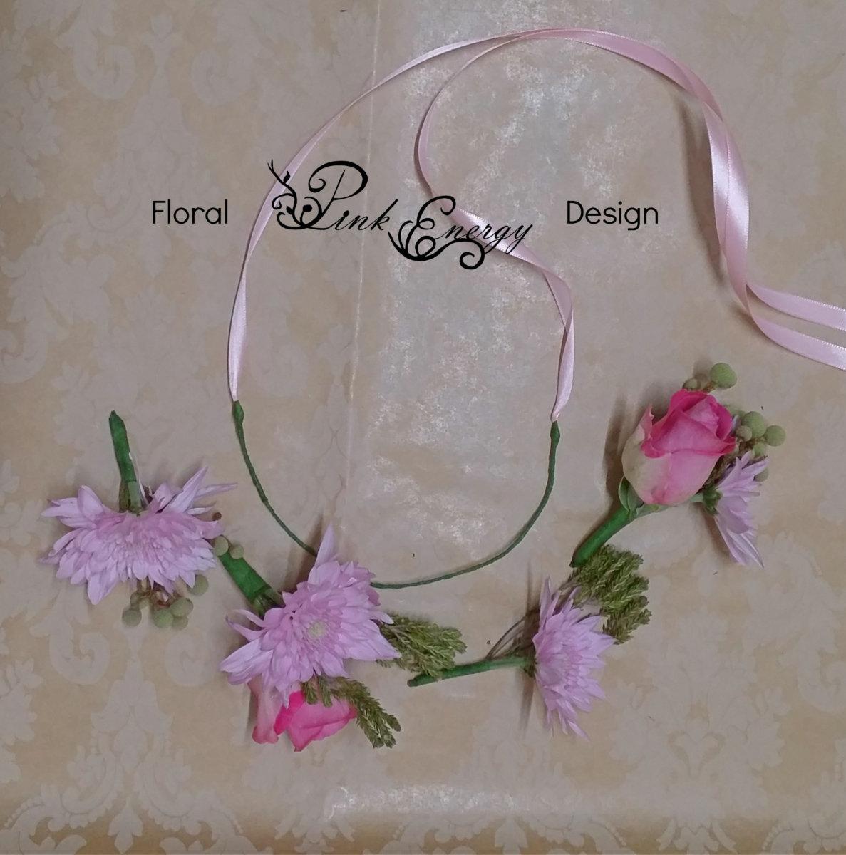 DIY Flower crown kit - Full crown bdd2213f52e
