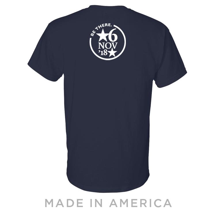 #6NOV18 Navy Shirt