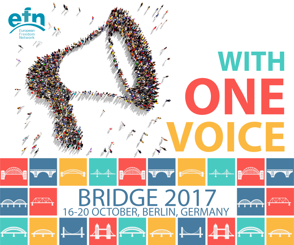EFN Bridge Conference 2017 Registration Bridge2017Reg
