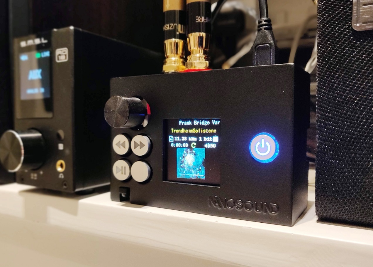 NanoSound DAC 2 (Basic / Standard / Pro)