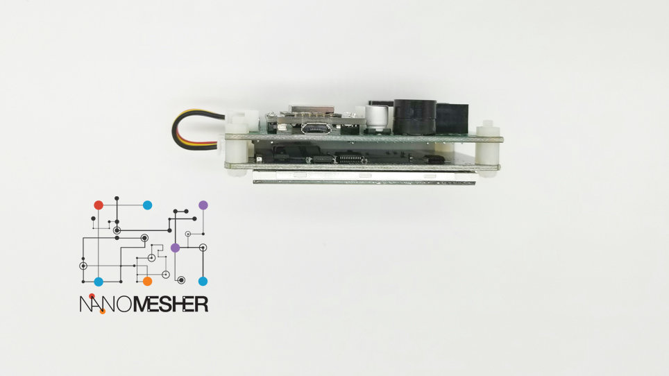 "Nanomesher Wireless Human Machine Interface (2.4"")"