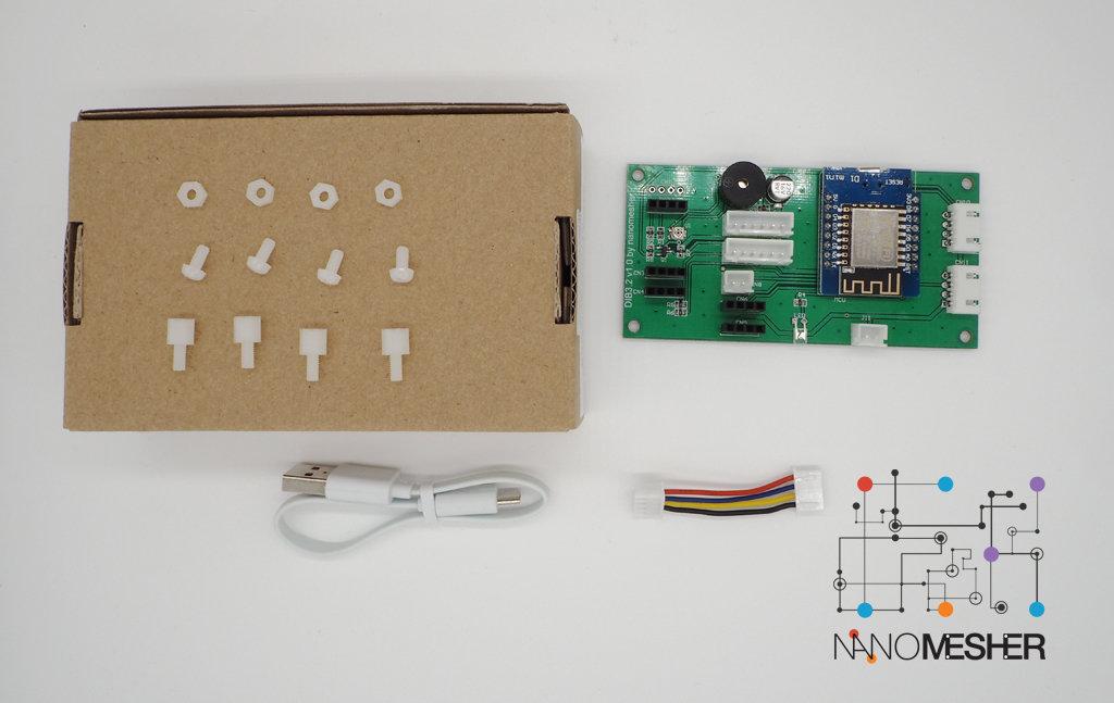 "Nanomesher Wireless HMI Dev Board Only (3.2"") HMIB32"