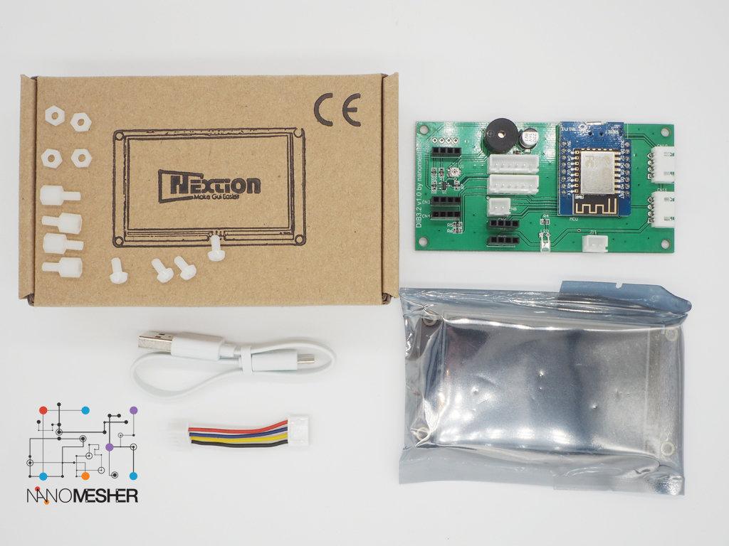 "Nanomesher Wireless Human Machine Interface (3.2"") HMI32"