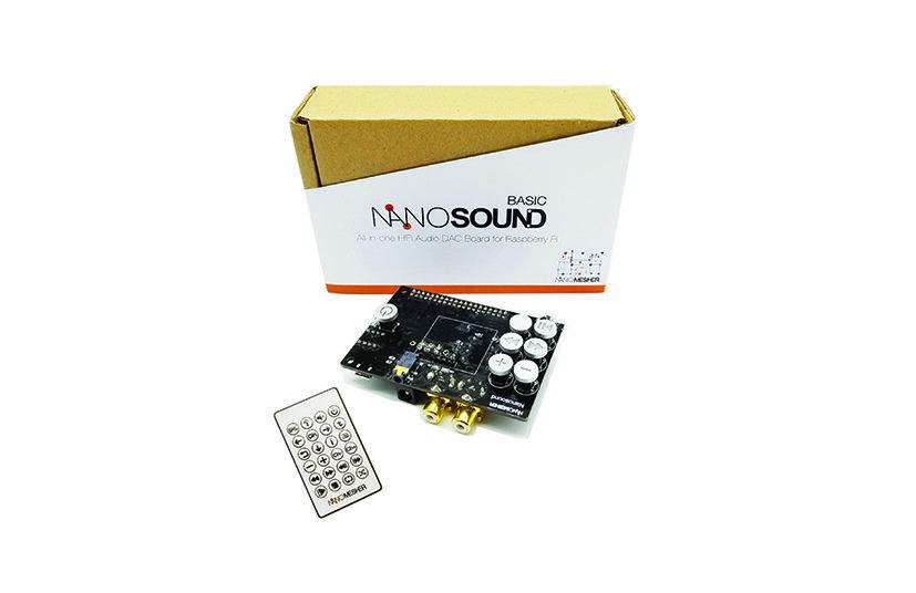 NanoSound DAC Basic for Raspberry Pi NSOUNDBASIC