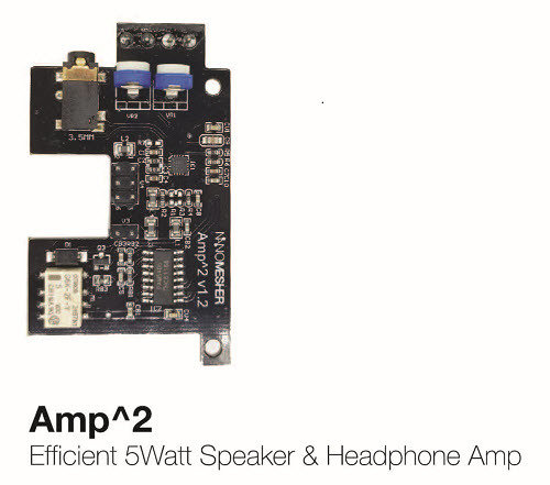 NanoSound Amp^2 for NanoSound DAC