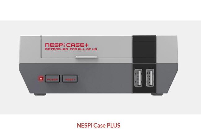 Retroflag NESPi Case+ NESPICASEP