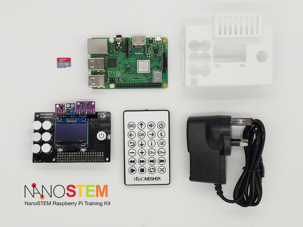 IOT Weather Kit for Raspberry Pi IOTWKITPi