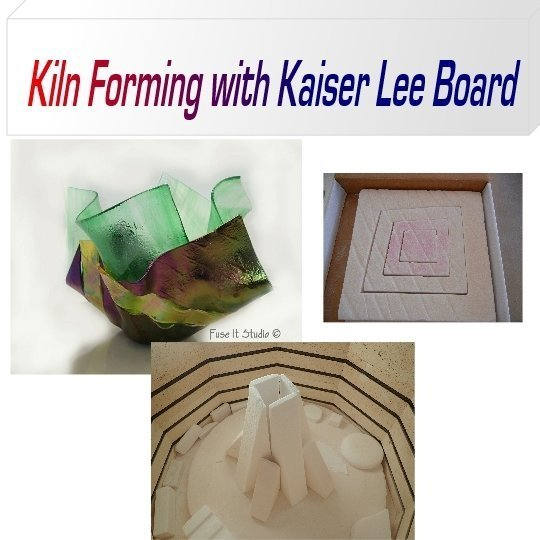 Fuse It with Petra Kaiser   Glass Fusing and Kiln Forming