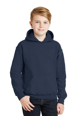 Gildan® - Youth Heavy Blend™ Hooded Sweatshirt - Silkscreened