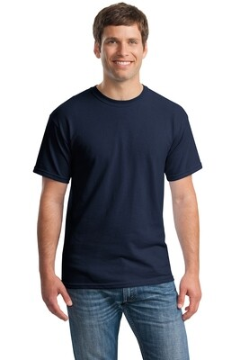 Gildan® - Adult Heavy Cotton™ 100% Cotton T-Shirt - Silk-screened