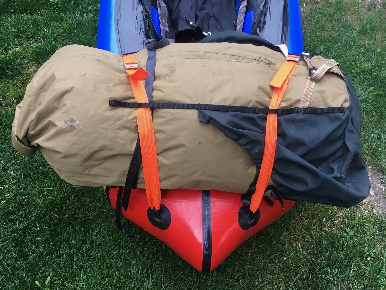 Packraft Straps x2