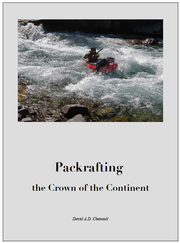 Packrafting the Crown of the Continent E-Book