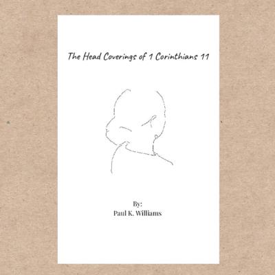 Head Coverings of 1 Corinthians 11 PDF eBook