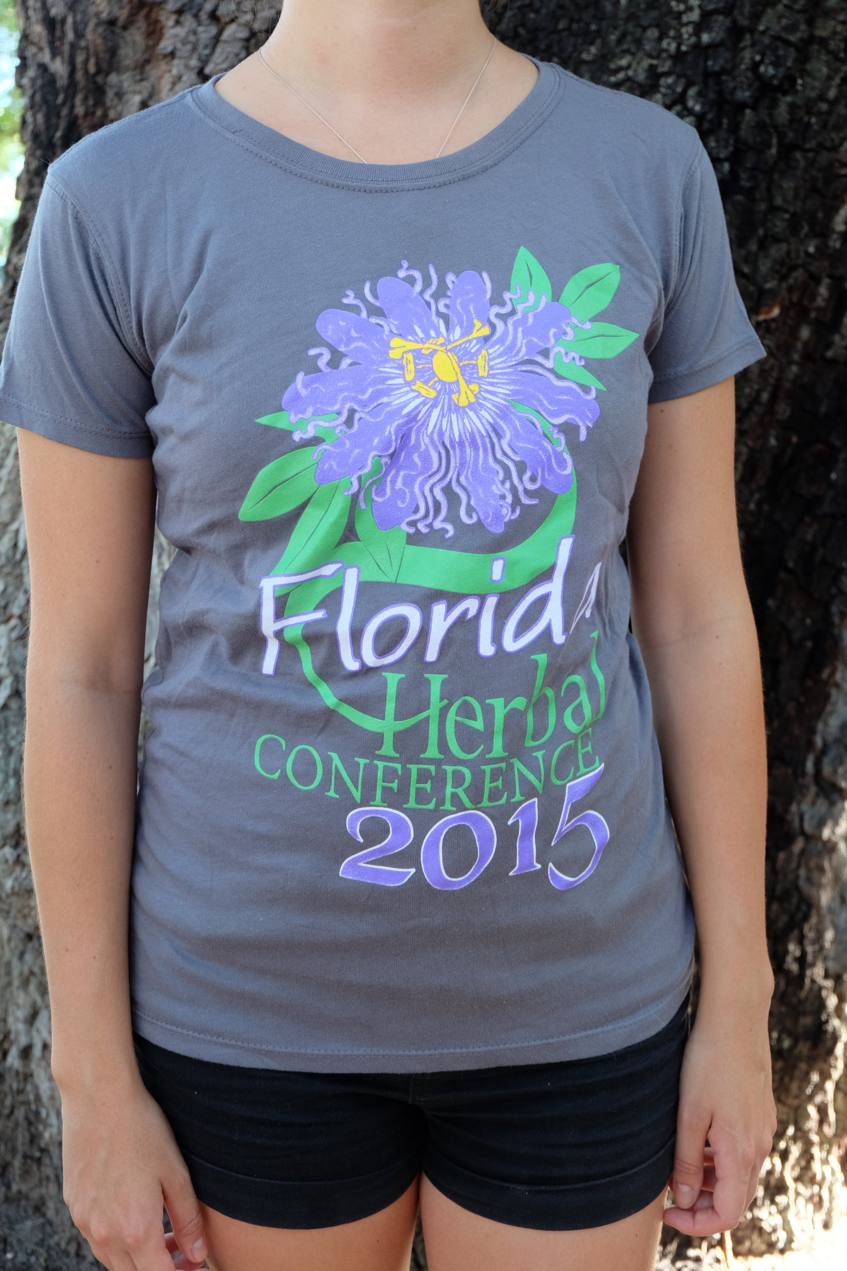 2015 Florida Herbal Conference Tee Shirt 00029