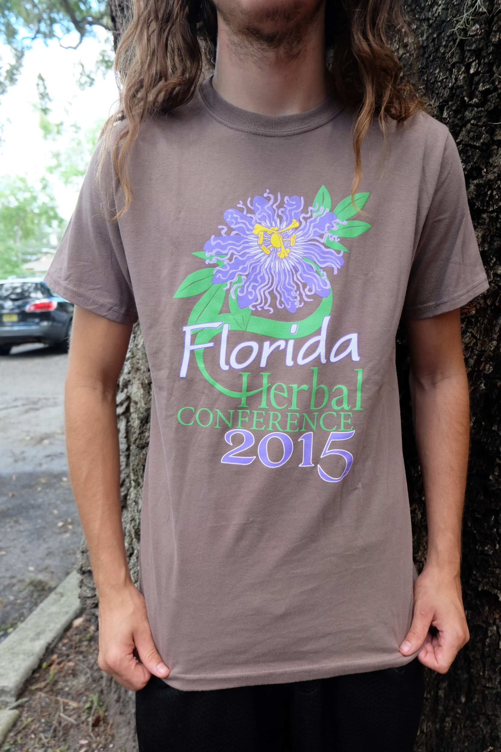 2015 Florida Herbal Conference Tee Shirt