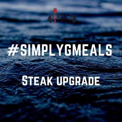 STEAK Meal Upgrade