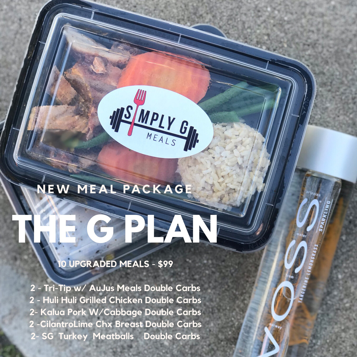 THE G PLAN (SALE)