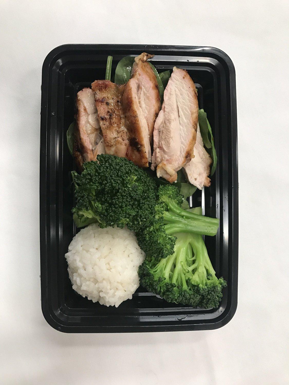 Grilled Huli-Huli Chicken