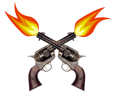 *Sept 22, 2019, Marauders Blazing Guns II; Main Match and Office Fee