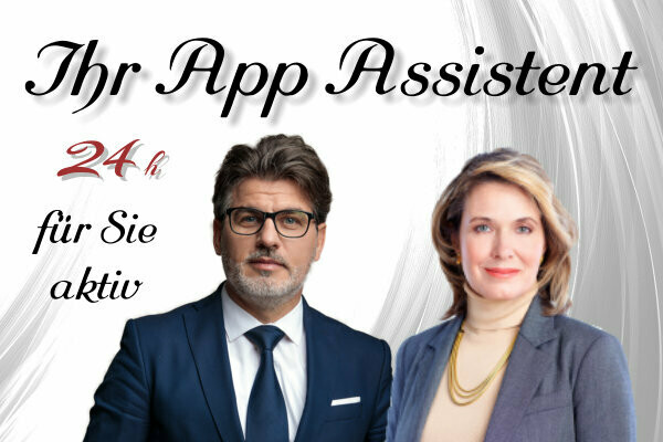 Der sprechende Stadt-App Assistent PRO