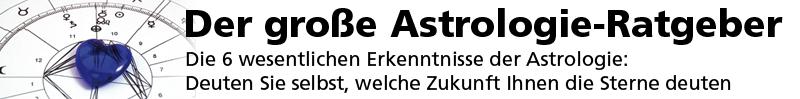 Der große Astrologie-Ratgeber - E-Book & Hörbuch