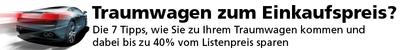 Traumwagen zum Einkaufspreis - E-Book & Hörbuch