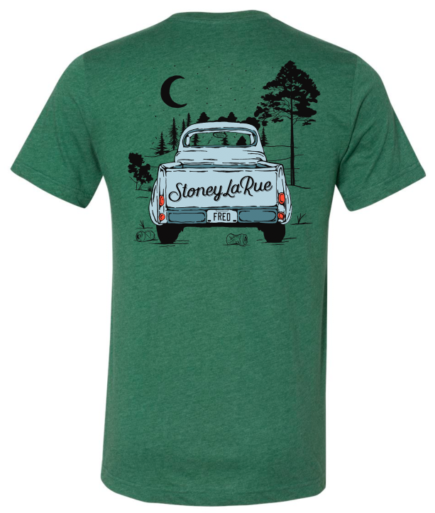 Fred's Truck (Green) PRE-ORDER (Ships 10.15.19)