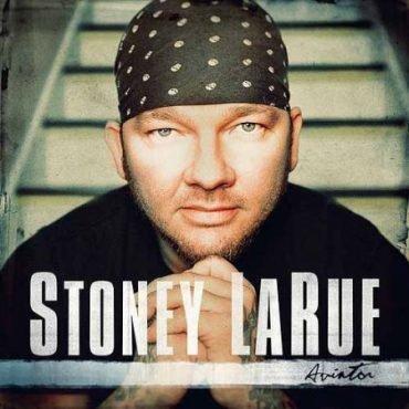 "Audio CD: Stoney LaRue ""Aviator"" AVIATORCD_BIN004"