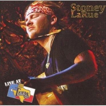 "Audio CD: Stoney LaRue ""Live At Billy Bob's"" LIVEATBILLYBOBSCD_BIN004"