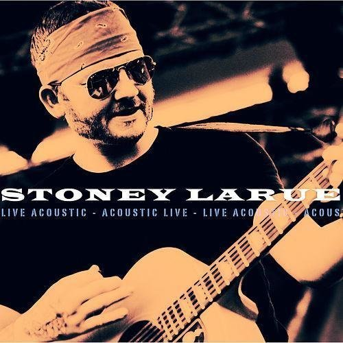 Stoney LaRue - Live Acoustic Album CD