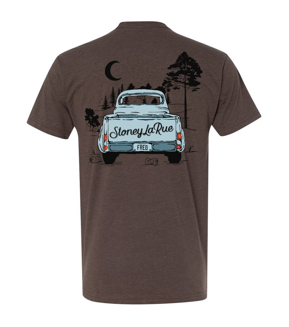 Fred's Truck T-Shirt (Adult sizes)