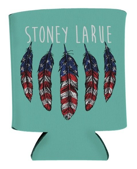 American Feather Koozie American Feather - BIN 03