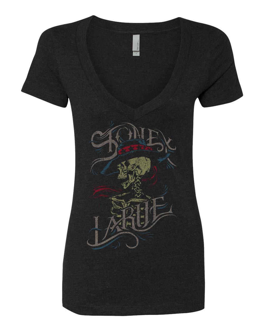 Cowboy Skull T-Shirt (Female)